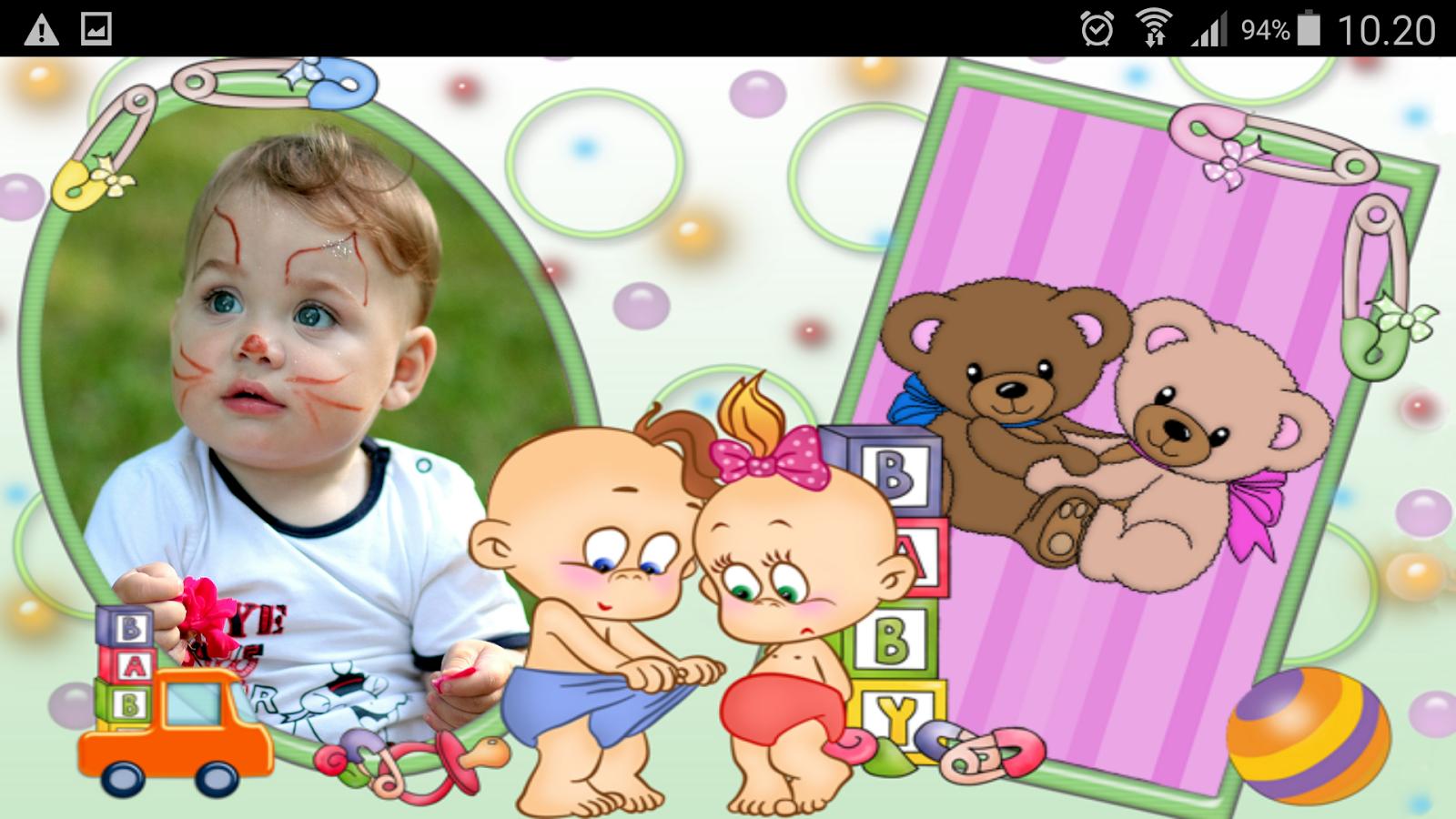 Bayi Manis Bingkai Foto Apl Android Di Google Play