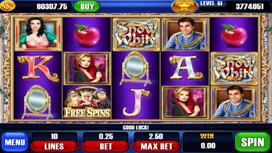 Snow White Slots- screenshot thumbnail