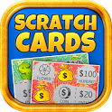 Golden Scratch Cards icon