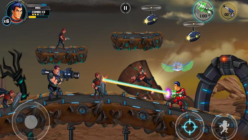 Alpha Guns 2 Screenshot 18