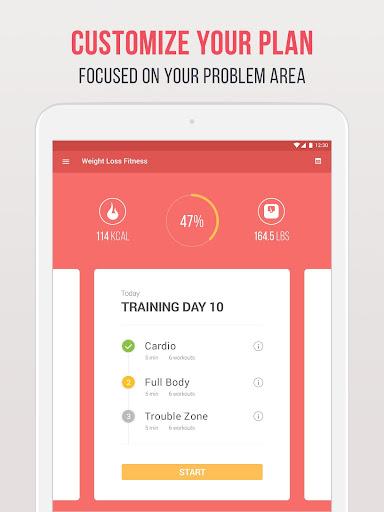 Weight Loss Fitness 1.3 screenshots 9