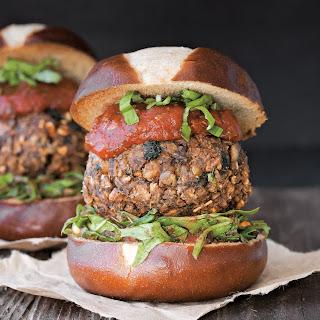 Ultimate Meatball Burger.