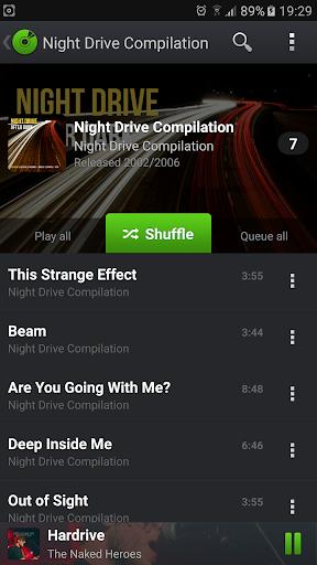 PlayerPro Music Player Trial apk screenshot 4