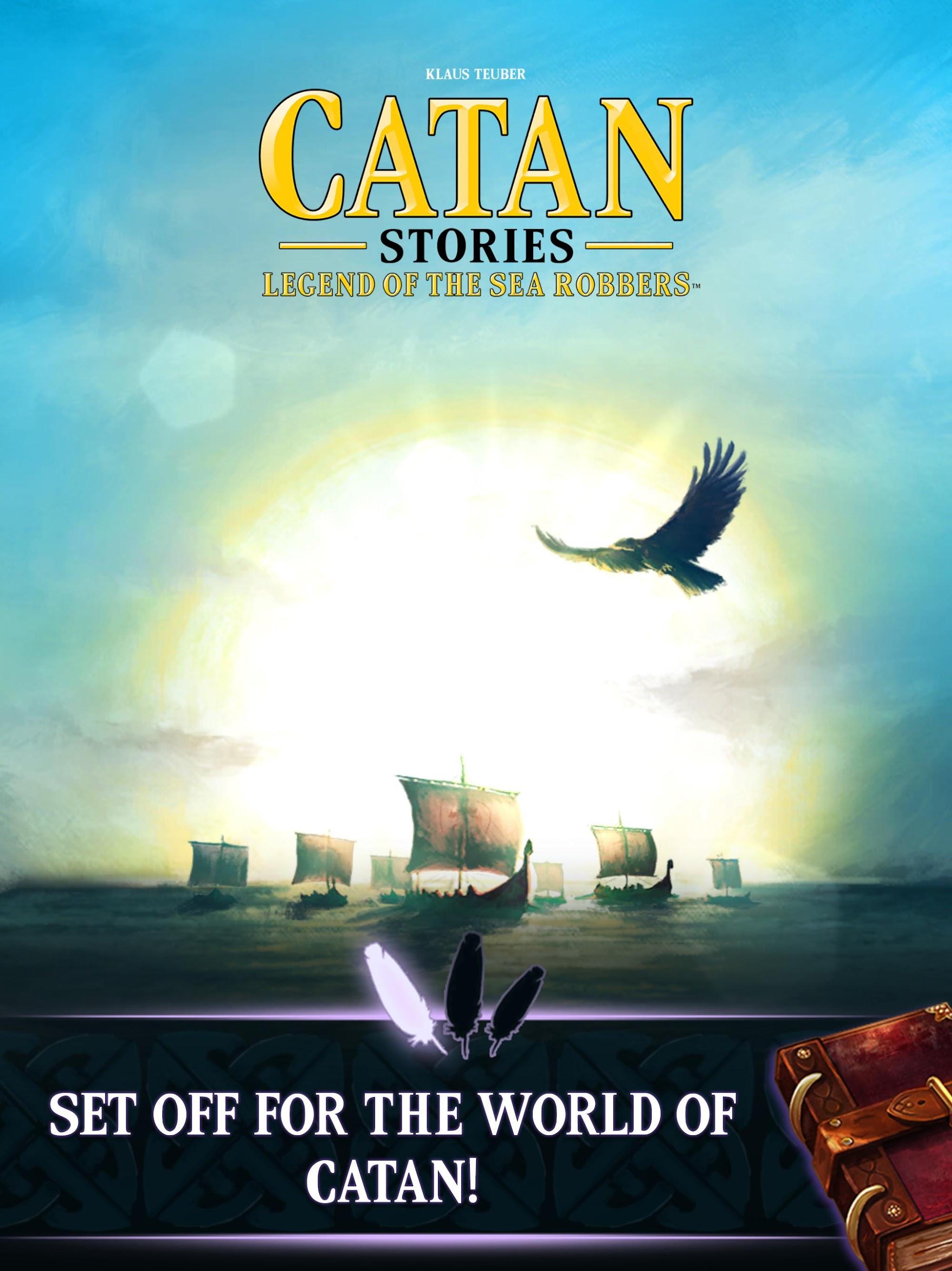 Catan Stories: Legend of the Sea Robbers screenshot #6