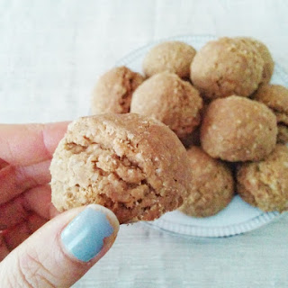Oatmeal Peanut Butter Cookies (vegan)