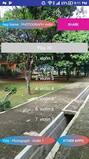 PHOTOGRAPH violin - náhled