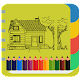 House Coloring & Drawing Book - Expert Drawing APK