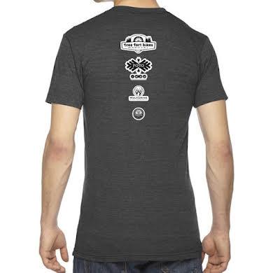Tree Fort Bikes 2021 Triple Trail Challenge T-Shirt - Mens alternate image 1