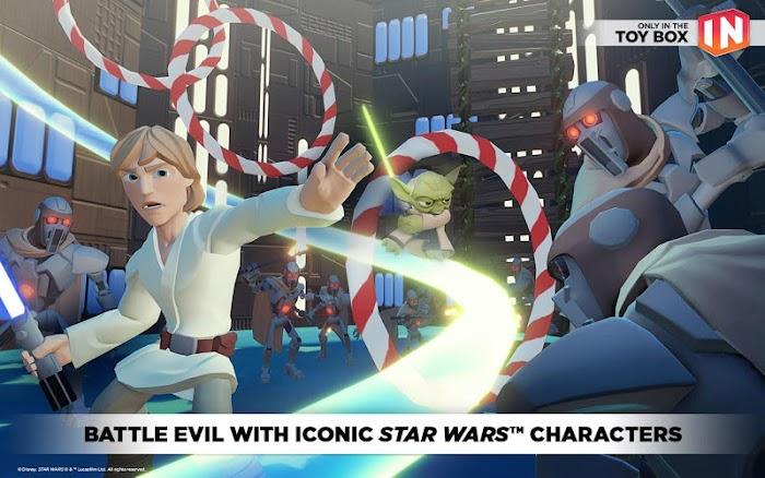 Disney Infinity: Toy Box 3.0- screenshot