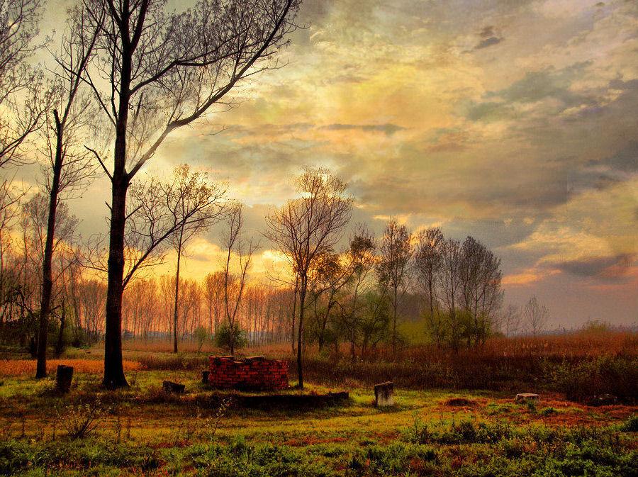FERMENTELOS by Ed  von Ems - Landscapes Weather