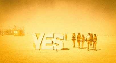 Photo: YES  And yes, Burning Man has no shortage of beautiful women (speaking of that, Adam Lambert was there too, but I did not get to meet him) galavanting across the playa.  I don't take pictures of naked women and stuff. It's just too easy.... I think maybe I've done 2 or 3, but only if it is part of the scene... like interesting yoga across a strange sculpture or something that feels right. I guess it's hard to explain in a way... but, shots like this are plenty fun :)  #SICInDatabase
