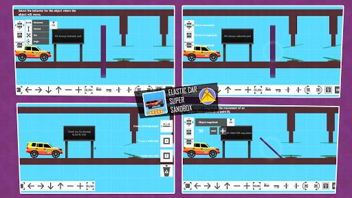 ELASTIC CAR SANDBOX  APK MOD (Astuce) screenshots 4