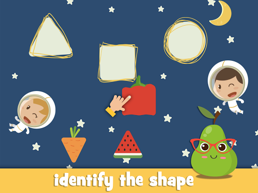 Learn fruits and vegetables - games for kids 1.5.1 screenshots 11