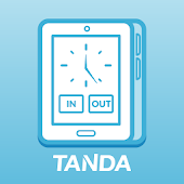 Time Clock by Tanda