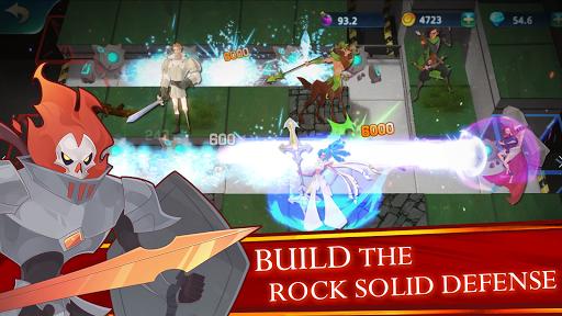 magic castle defense screenshot 2