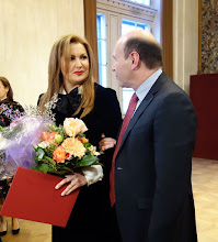 Photo: Kammersängerernennung von Anna Netrebko am 16.2.2017 im Mahler-Saal der Wiener Staatsoper. Foto: Peter Skorepa