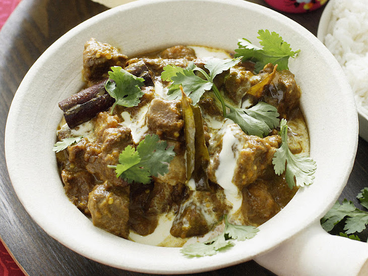 Beef Curry with Eggplant Recipe