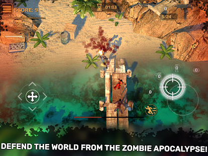 DEAD PLAGUE: Zombie Outbreak (Unreleased)- screenshot thumbnail