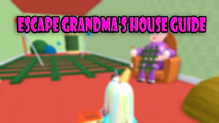 Escape Evil Grandma S House In Roblox Youtube - Download Guide For Grandma S House Adventures Game O B B Y Apk