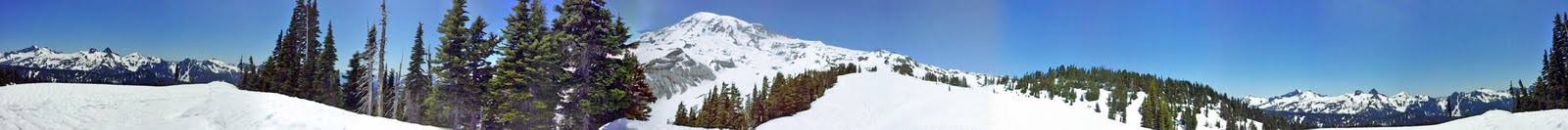 Photo: Mt Rainier Pan