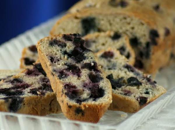 Blueberry Banana Bread With Coconut & Pecans Recipe