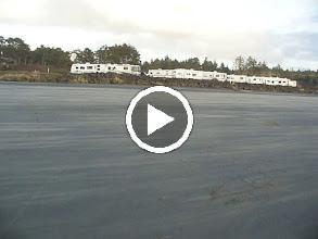 Video: Wind Blown Sand Movie