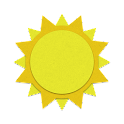 Sunshine Weather App icon