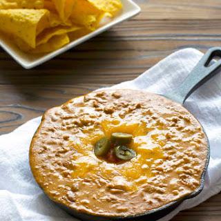 Chili Cheese Bean Dip