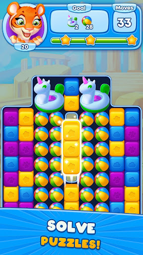 Travel Blast: Puzzle android2mod screenshots 3