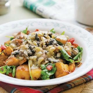 Loaded Potato Breakfast Bowl
