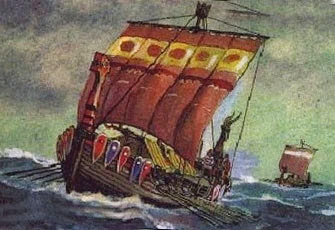 Русские дружины и атаки  Константинополя в  IX столетии