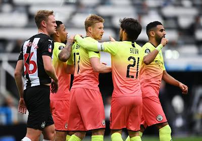 """Trainer van tegenstander grapt met De Bruyne: """"Hij gaat hier blijven, hij heeft genoeg van Manchester City"""""""