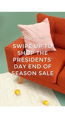 President's Day Sale - President's Day item