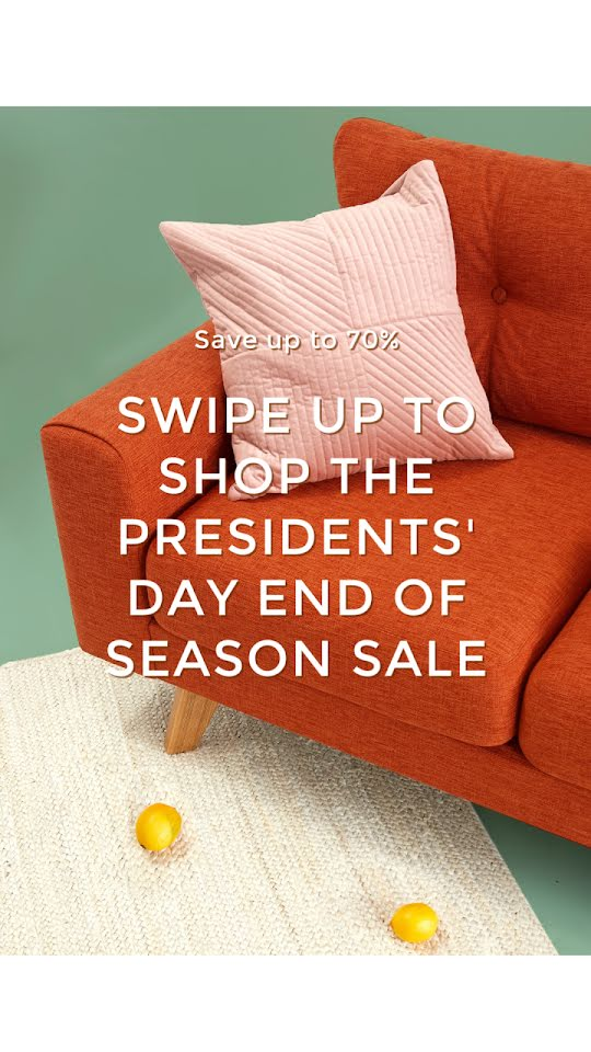 President's Day Sale - Facebook Story Template