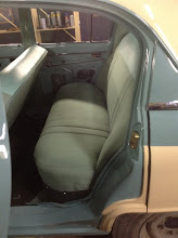 Photo: and the back seat too