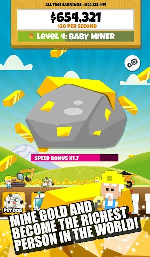 Gold Miner 2: Clicker Empire