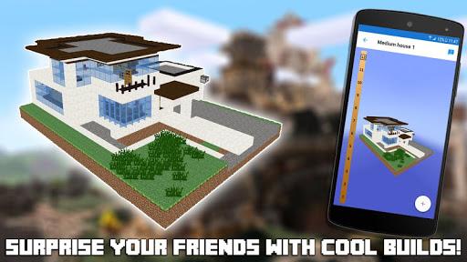 3D Blueprints for Minecraft 2.3 screenshots 8