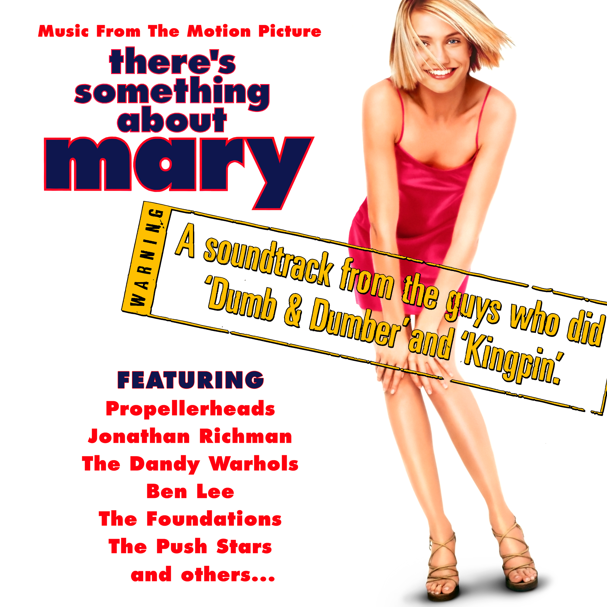 Album Artist: Various Artists / Album Title: There's Something About Mary (Music from the Motion Picture)