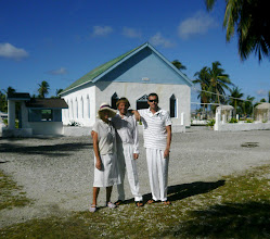 Photo: Going to church,Tautua Village