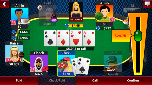 Texas Holdem Poker Online Free - Poker Stars Game 2.4.3.1 screenshots 10