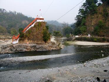 Backpacking Garjiya Mata Temple Ramnagar Uttarakhand