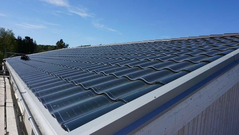 Słoneczny dach - fotowoltaika zamiast dachówki ceramicznej