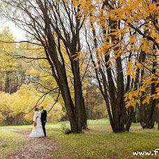 Wedding photographer Vyacheslav Chervinskiy (Slava63). Photo of 22.10.2012
