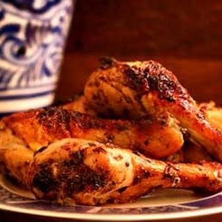Spicy Chicken Drumsticks.