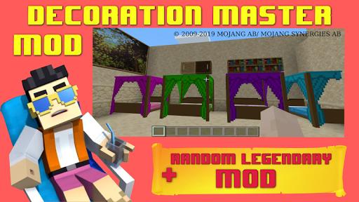 Decoration master mod android2mod screenshots 4