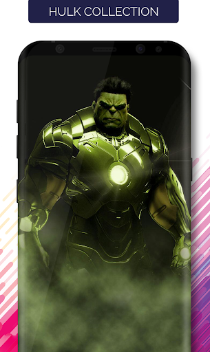 Superheroes Wallpapers Android app 7