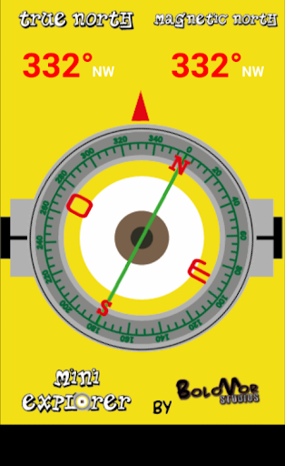Mini Explorer Compass