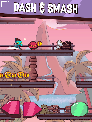Cartoon Network's Party Dash: Platformer Game screenshots 11
