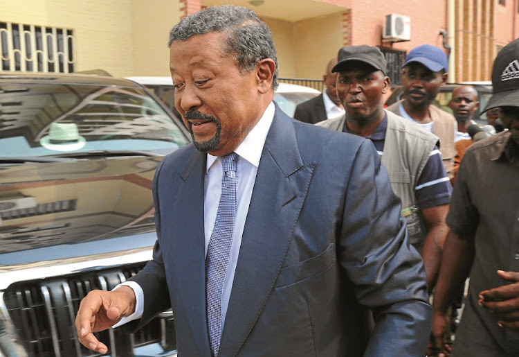 Opposition presidential candidate Jean Ping leaves a meeting with other political parties who appealed to Gabonese citizens to reject President Ali Bongo Ondimba's new candidacy ahead of elections in August. Picture: GALLO IMAGES/AFP/SAMIR TOUNSI