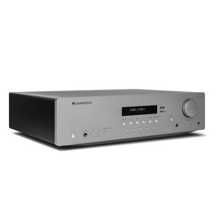 Cambridge Audio AXR100D Stereo DAB Receiver Grey 230v UK/EU